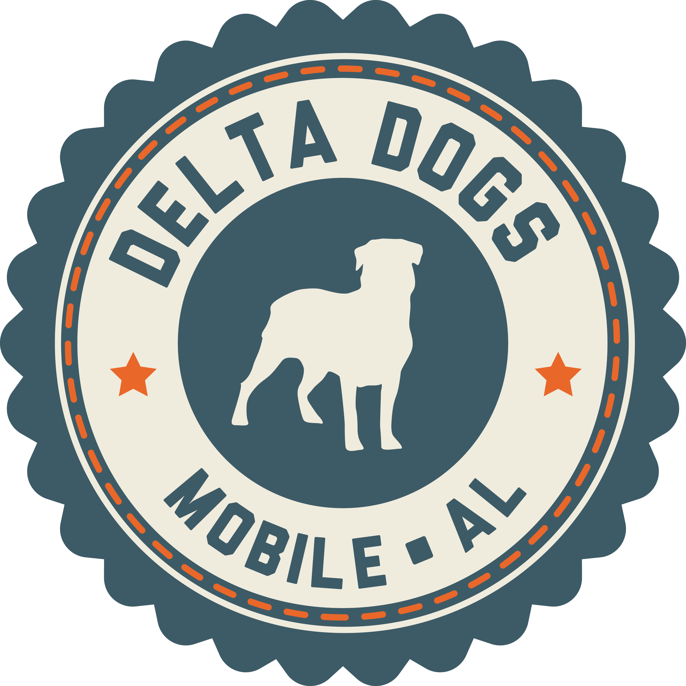 Delta Dogs of Mobile